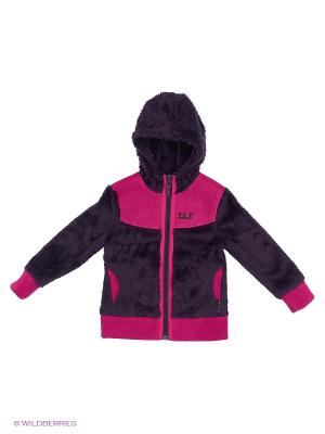 Куртка POLAR BEAR NANUK JKT G Jack Wolfskin. Цвет: фиолетовый