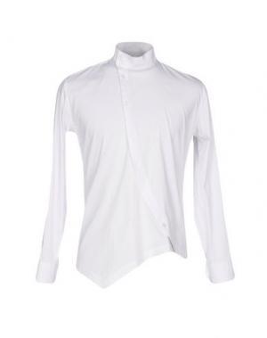 Pубашка RISSKIO. Цвет: белый