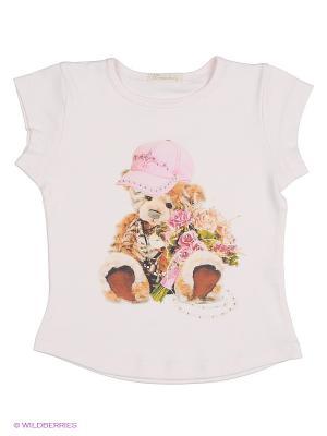 Кофточка Linas Baby. Цвет: бледно-розовый