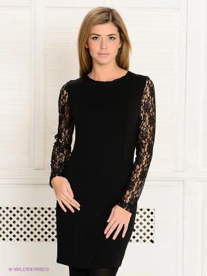 Платье G-SEL. Цвет: черный