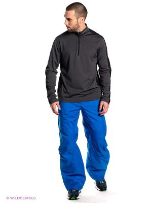 Брюки Adidas. Цвет: синий