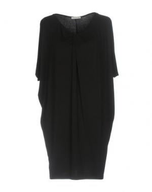 Короткое платье HOPE COLLECTION. Цвет: черный
