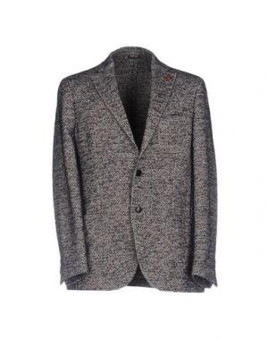 Пиджак SARTORIA LATORRE. Цвет: темно-синий
