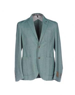 Пиджак L.B.M. 1911. Цвет: зеленый