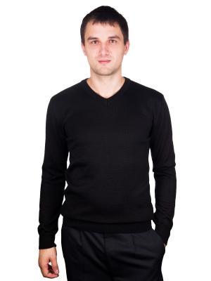 Пуловер CASINO. Цвет: черный