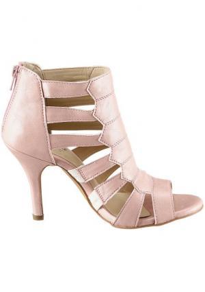 Босоножки Andrea Conti. Цвет: розовый