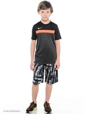 Nike Academy Short-Sleeve Training Shirt 1Nike 1. Цвет: черный, оранжевый