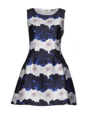 Короткое платье BAGUETTE...... Цвет: темно-синий