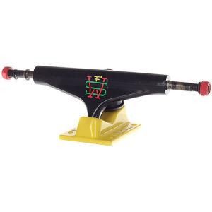 Подвески для скейтборда 2шт.  Fws Rasta 5.25 (20.3 см) Footwork. Цвет: черный,желтый,красный,зеленый