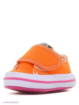 Пинетки 4U. Цвет: оранжевый