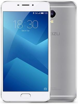 Смартфон Meizu M5 Note 16Gb (M621H-16-SW), серебристый. Цвет: серебристый