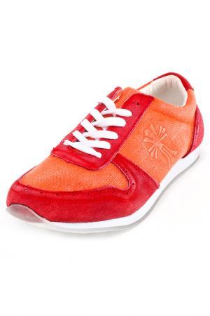 Кроссовки Dino Ricci Trend. Цвет: оранжевый