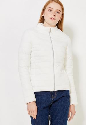 Куртка утепленная Incity. Цвет: белый