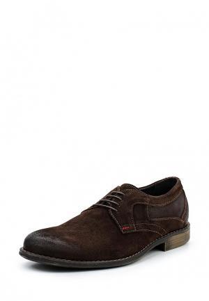 Туфли Dino Ricci Trend. Цвет: коричневый