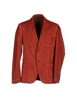 Пиджак TELERIA ZED. Цвет: кирпично-красный