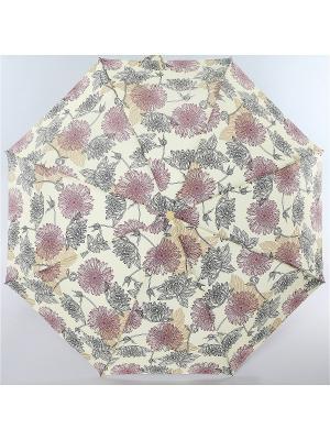 Зонт ArtRain. Цвет: лиловый, бежевый