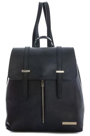 Рюкзак SOFIA CARDONI. Цвет: черный