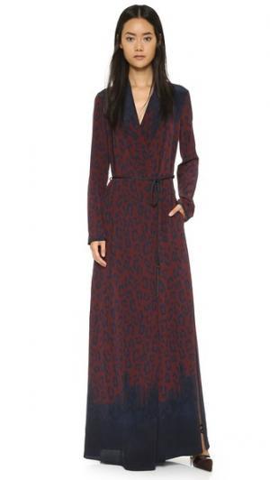 Макси-платье с запахом Gemma KEMPNER