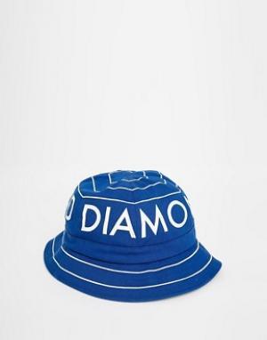 Diamond Supply Панама Ixtapa. Цвет: синий