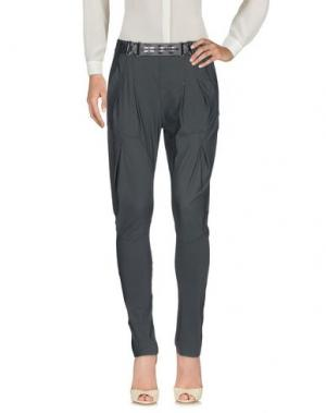 Повседневные брюки HIGH TECH. Цвет: свинцово-серый