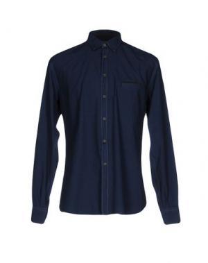 Pубашка JEY COLE MAN. Цвет: темно-синий