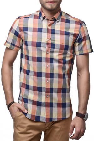 Рубашка Wessi. Цвет: серый