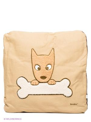 Подушка Pets@work. Цвет: бежевый, молочный