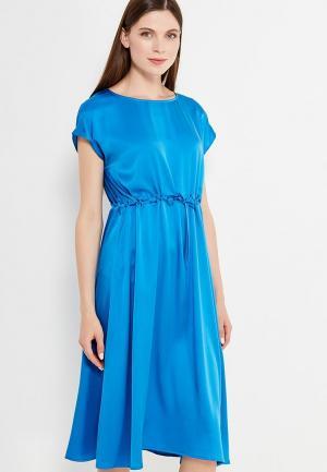 Платье Delicate Love. Цвет: синий