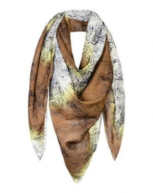 Платок MANILA GRACE. Цвет: коричневый
