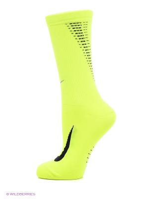 Носки U NK ELT LTWT CREW Nike. Цвет: желтый