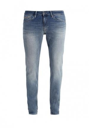 Джинсы Calvin Klein Jeans. Цвет: голубой