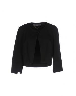 Пиджак CARLA MONTANARINI. Цвет: черный
