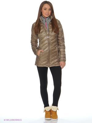 Куртка Rukka. Цвет: светло-коричневый