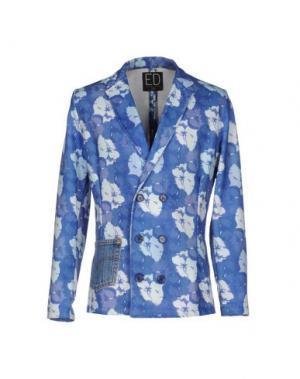 Пиджак ED 2.0. Цвет: синий
