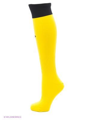 Гольфы CALCIO 24 Joma. Цвет: желтый, черный