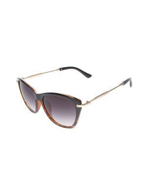Очки солнцезащитные Migura. Цвет: черный, золотистый, оранжевый, серый
