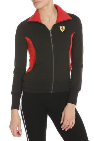 Толстовка Ferrari. Цвет: черный