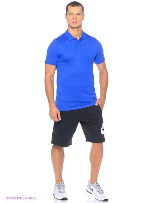 Шорты M NSW SHORT FLC AIR HRTG Nike. Цвет: черный