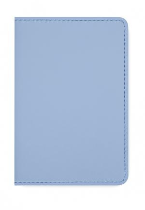 Обложка для документов Artskill. Цвет: голубой