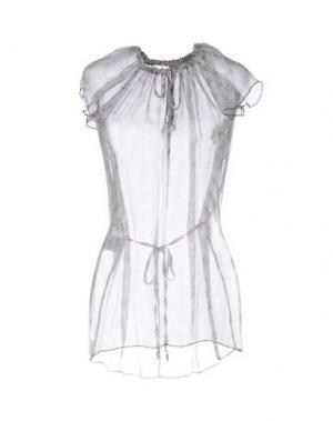 Блузка B.YU. Цвет: серый