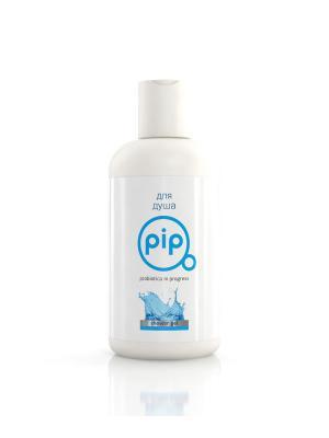 Pip гель для душа пробиотический 250мл дисктоп. Цвет: белый