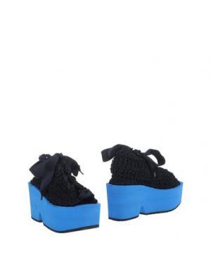 Ботинки ARIELLE DE PINTO. Цвет: темно-синий