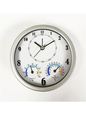 Часы настольные ArteNuevo. Цвет: белый