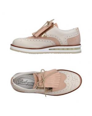 Обувь на шнурках BARLEYCORN. Цвет: слоновая кость