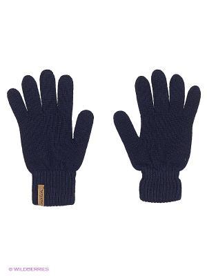 Перчатки NORTON. Цвет: темно-синий