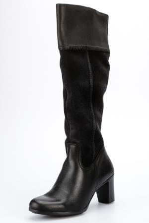 High women boots CAMPORT. Цвет: черный