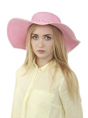 Шляпа Gusachi. Цвет: розовый