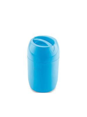 Пищевой контейнер, 0,75л, голубой Valira. Цвет: голубой