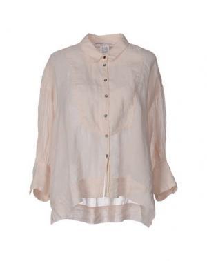 Pубашка OTTOD'AME. Цвет: светло-розовый