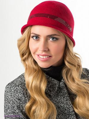 Шляпа SEEBERGER. Цвет: красный